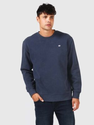 Browse - ORTC Basic Crew Washed Navy