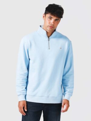 Browse - ORTC Quarter Zip Pale Blue