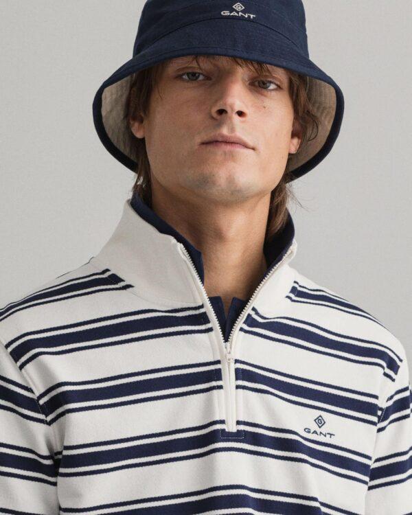 herren-sweatshirts-hoodies-gant-tech-prepe284a2-troyer-mit-streifen-eggshell 2